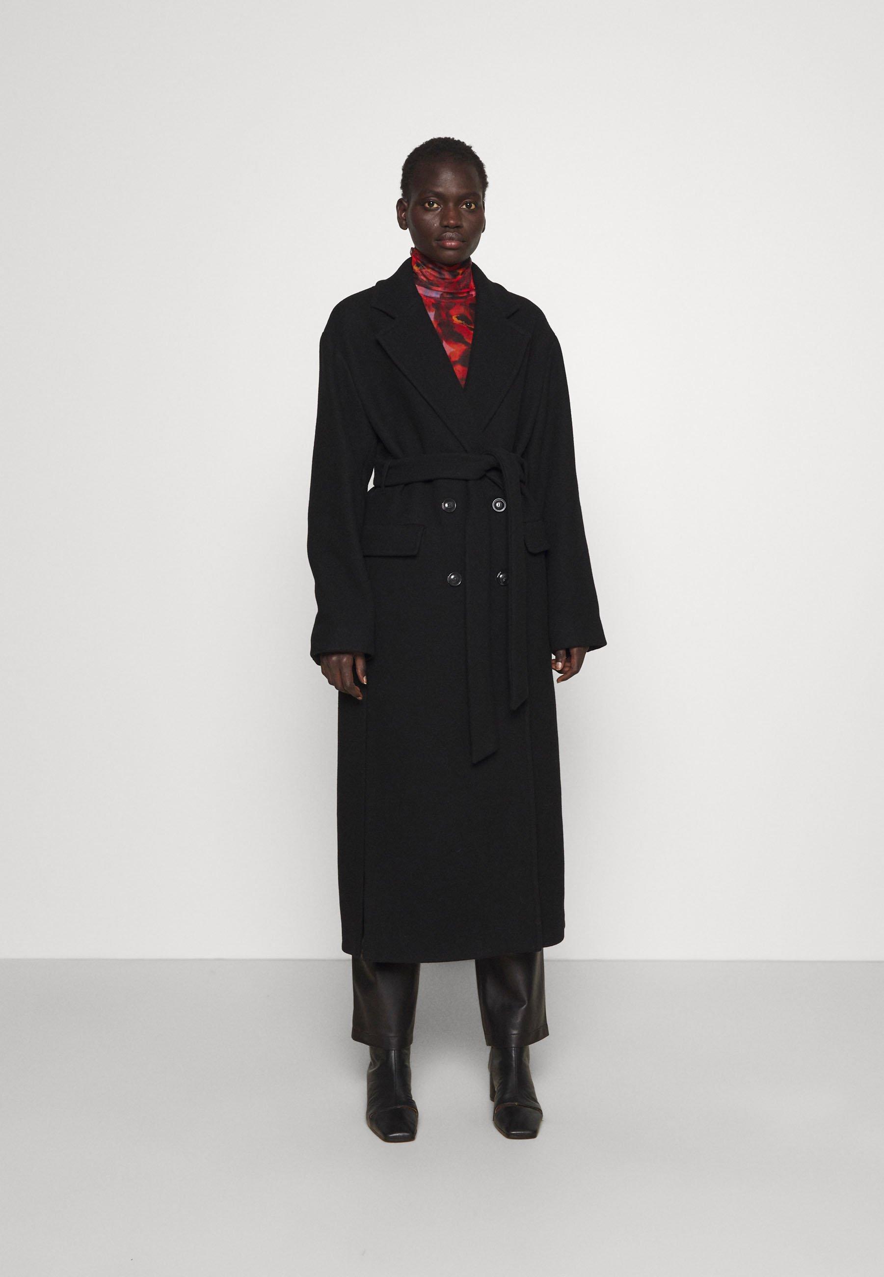 Women GIACOMO CAPPOTTO PANNO - Classic coat