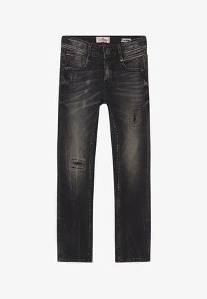 DIEGO - Slim fit jeans - black