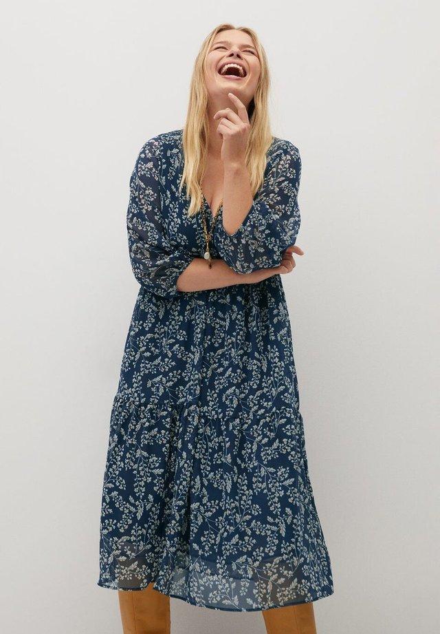 VERDEJO - Korte jurk - blau