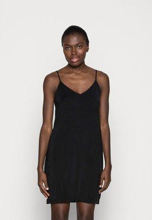 KRISTA SLIP DRESS - Jersey dress - black