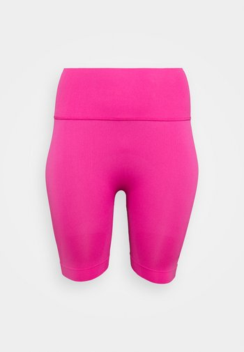 SCULPT  - Shorts - screaming pink
