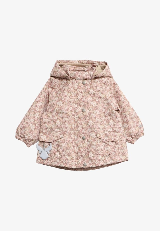 ADA TECH - Parka - rose flowers