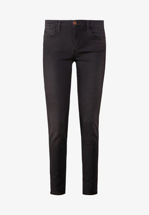 HALLE - Skinny džíny - light black