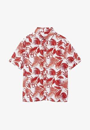 CANDY - Overhemd - rood