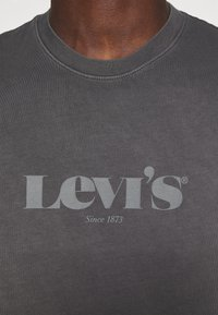 Levi's® - TEE UNISEX - T-shirt con stampa - blacks - 4