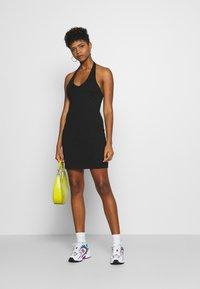 Even&Odd - Sukienka z dżerseju - black - 1