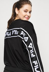 Fila Plus - TALLIS CREW - Sweatshirt - black - 4