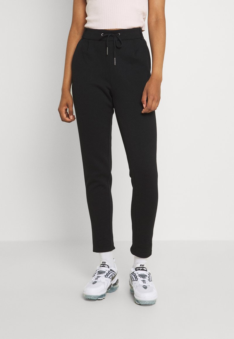 ONLY - ONLPOPSWEAT EVERY LIFE EASY PNT NOO - Joggebukse - black