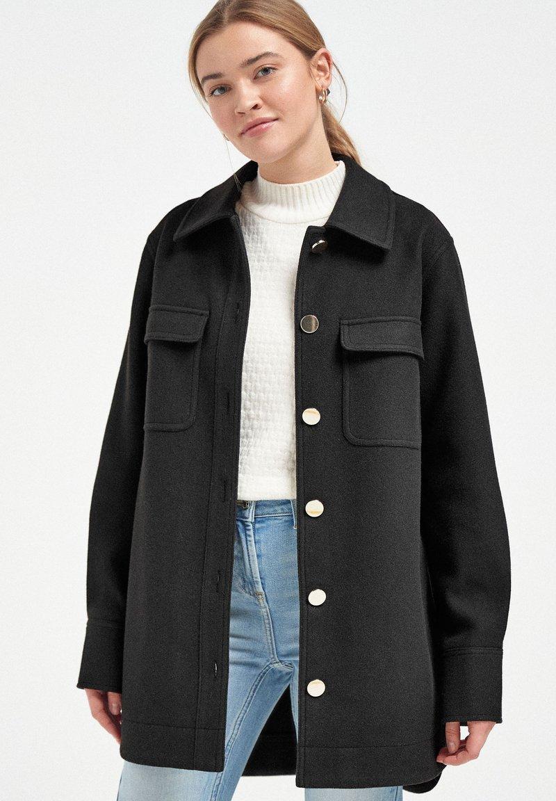 Next - Short coat - black