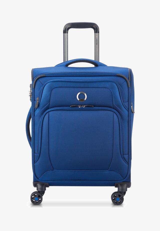 OPTIMAX LITE  - Wheeled suitcase - blau