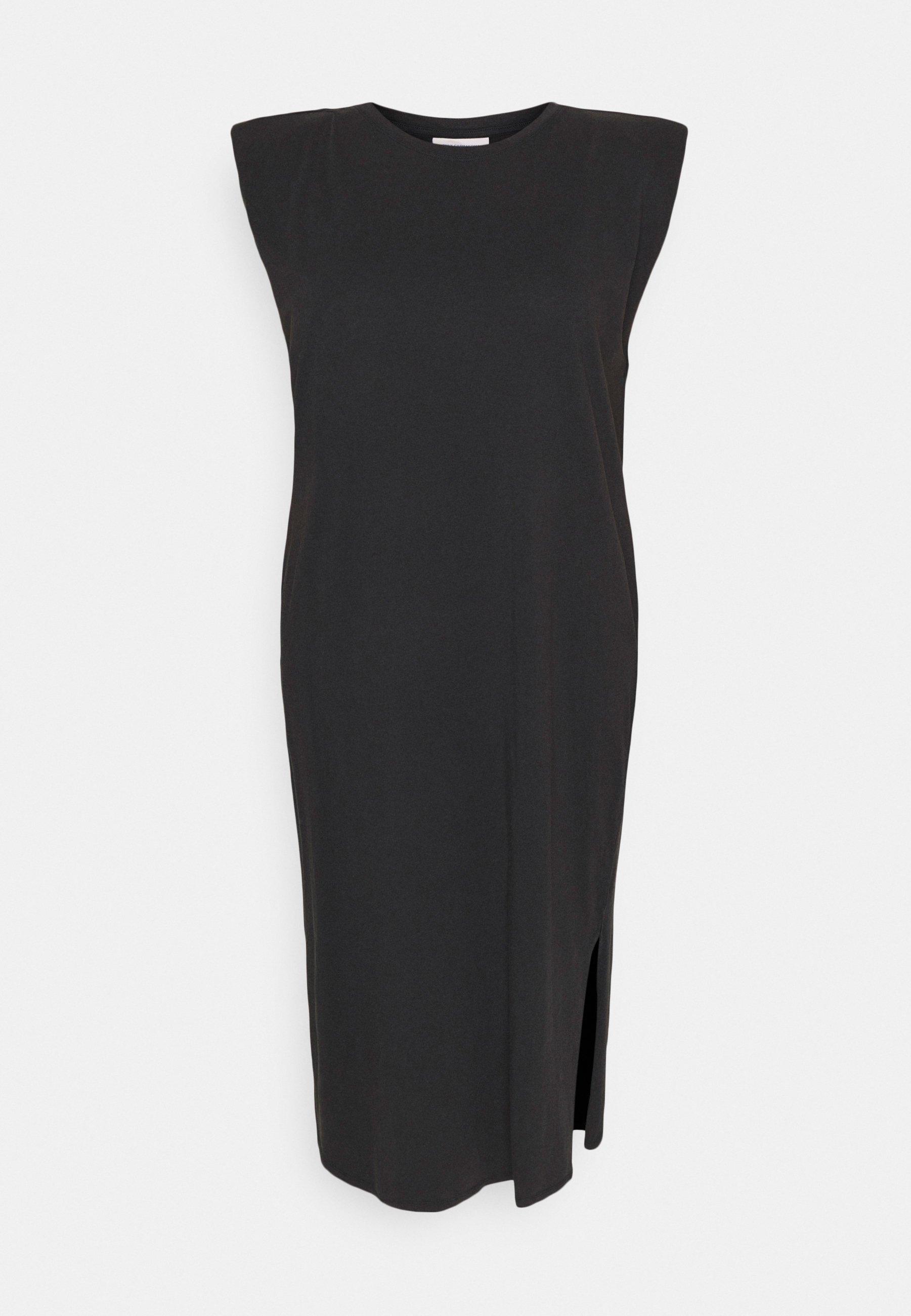 Women CARSILLY LIFE SHOULDERPAD LONG - Jersey dress