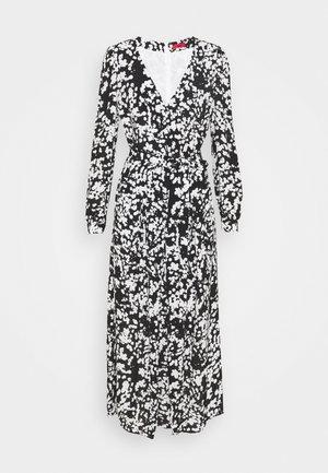KONARA - Denní šaty - black