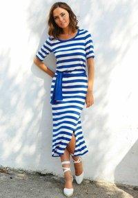 Alba Moda - Maxi dress - weiß - 4
