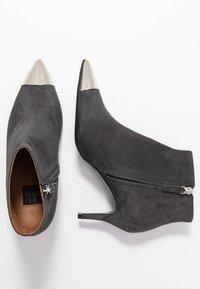 Billi Bi - Ankle boots - grey - 3