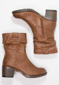 Anna Field - Bottines - cognac - 2