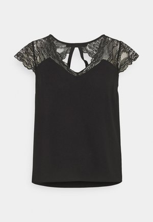 OROME - Blouse - noir