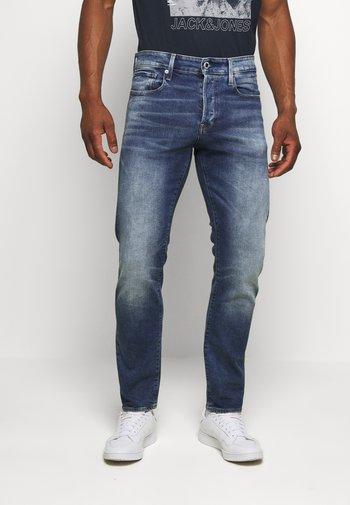 3301 STRAIGHT TAPERED - Straight leg jeans - vintage azure