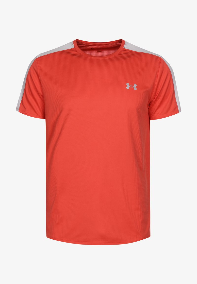 Under Armour - Print T-shirt - red
