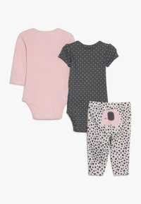 Carter's - GIRL RERUN BABY SET - Body - pink - 1