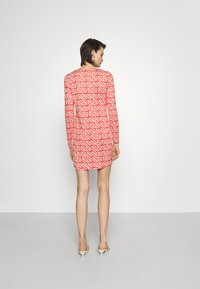 Diane von Furstenberg - REINA DRESS - Jersey dress - red - 2