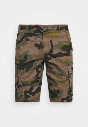 ONSCAM STAGE CAMO - Shorts - olive night