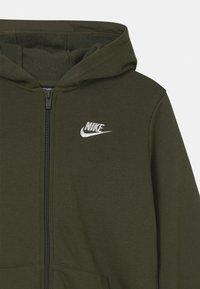 Nike Sportswear - CORE SET  - Tracksuit - khaki - 3