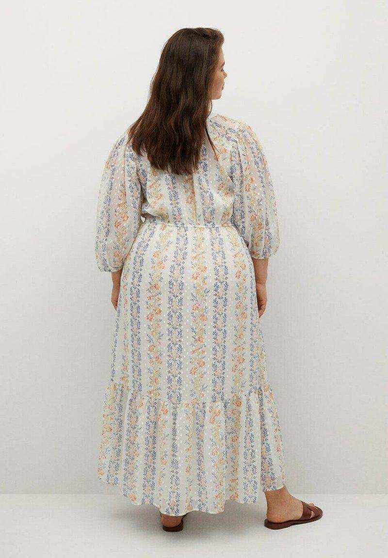 Violeta by Mango - Maxi dress - cremeweiß