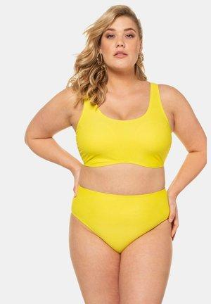 Bikini bottoms - neongelb