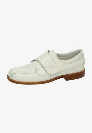 Zapatos con cierre adhesivo - beige