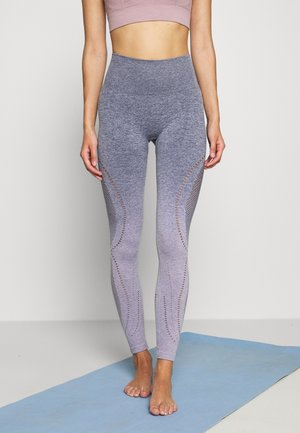 OMBRE - Leggings - astral aura
