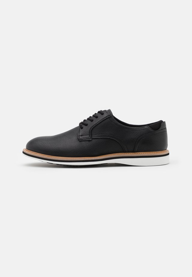 OLIRANG - Šněrovací boty - black
