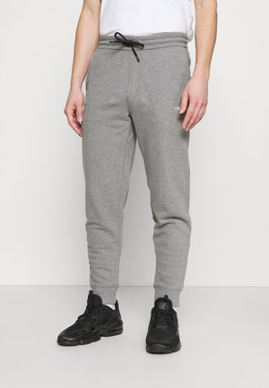SMALL LOGO - Tracksuit bottoms - grey