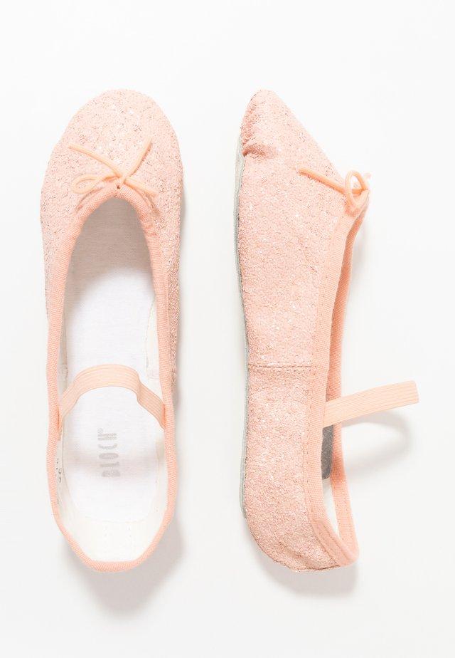 BALLET SHOE SPARKLE - Dansesko - pink