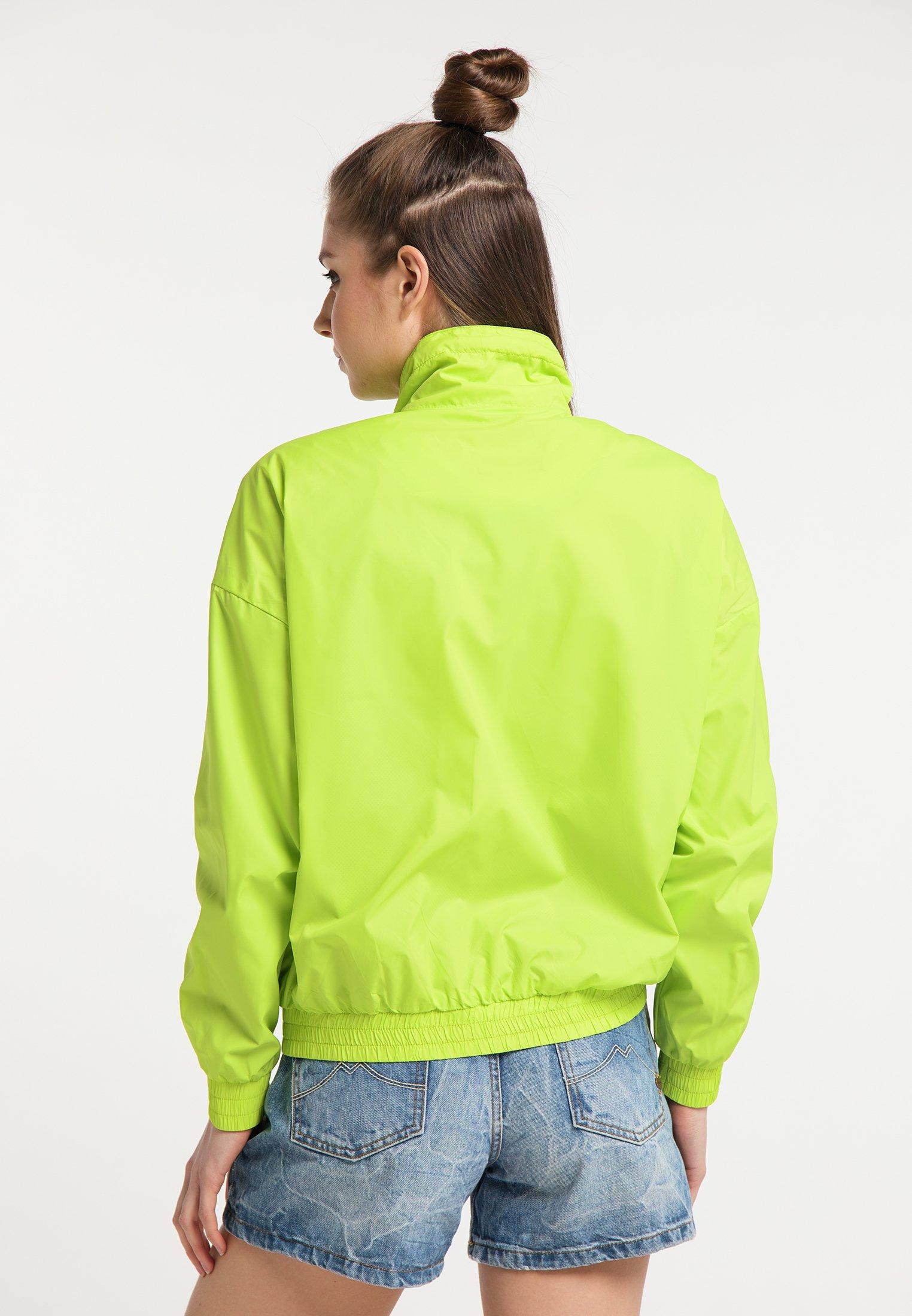 myMo WINDBREAKER Leichte Jacke neongrün