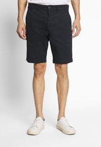 Lyle & Scott - Shorts - dark navy - 0