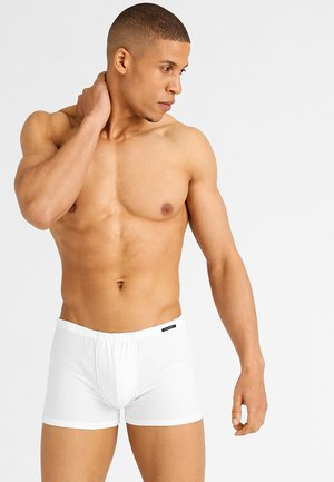 ESSENTIAL SHORTS 2 PACK - Pants - white