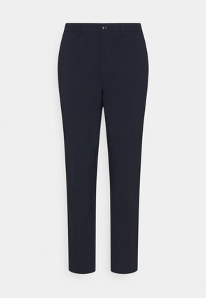 BASIC BUSSINESS PANTS  - Trousers - dark blue