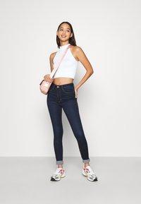 ONLY - ONLROYAL LIFE - Jeans Skinny Fit - dark blue denim - 1