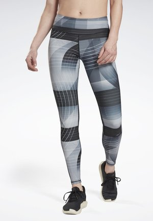RUNNING LUX BOLD LEGGINGS - Medias - black