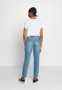 Lost Ink - VINTAGE MOM AUTHENTIC - Relaxed fit jeans - mid denim - 2
