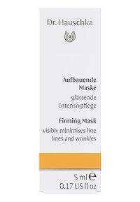 Dr. Hauschka - FIRMING MASK - Face mask - - - 1