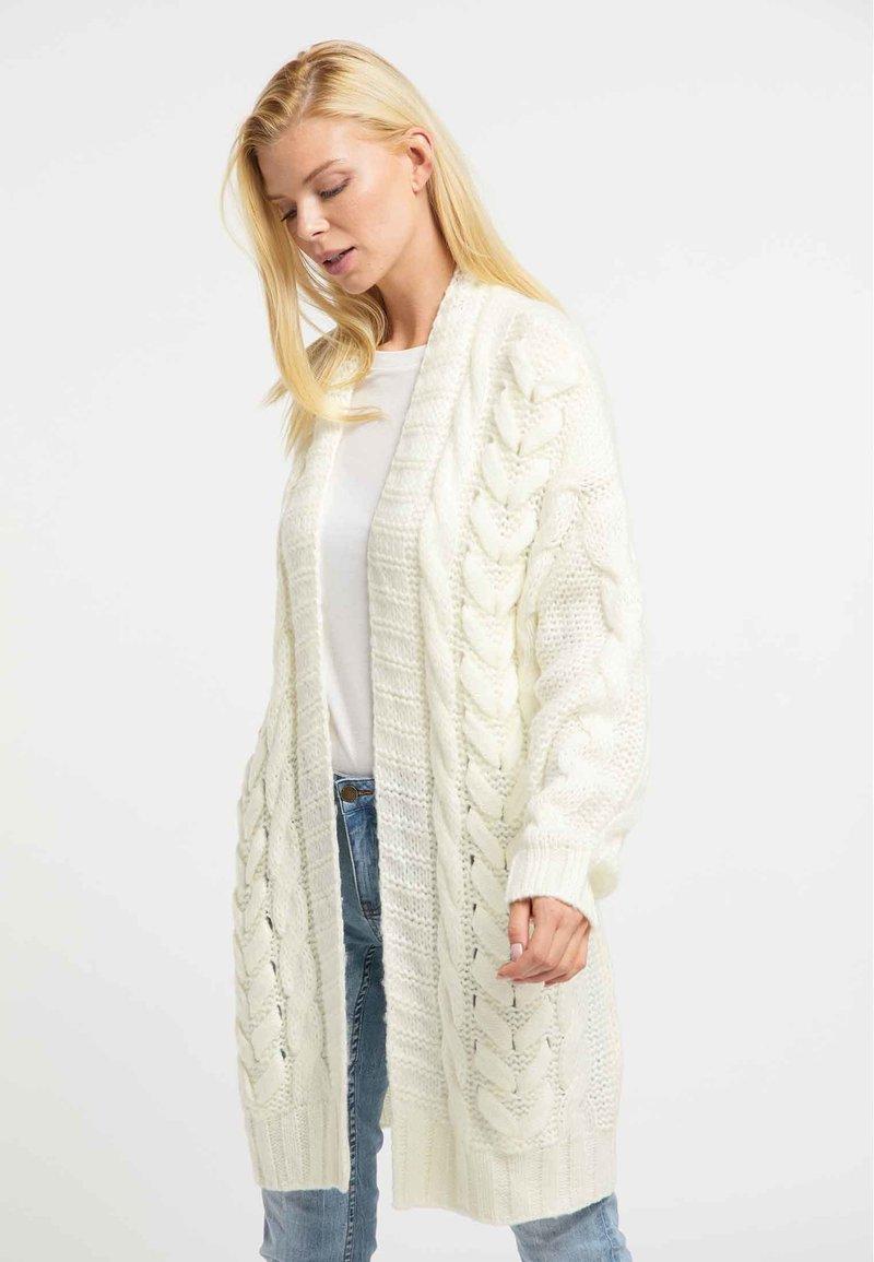 usha - Cardigan - white