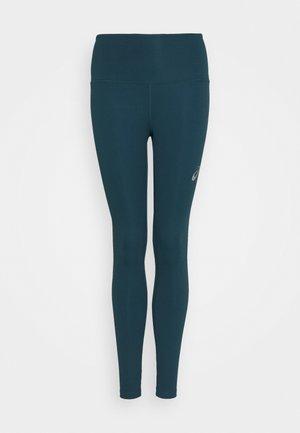 HIGH WAIST - Leggings - magnetic blue