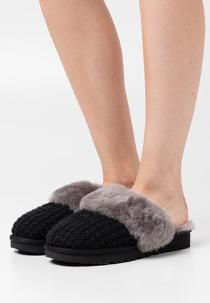 COZY - Slippers - black