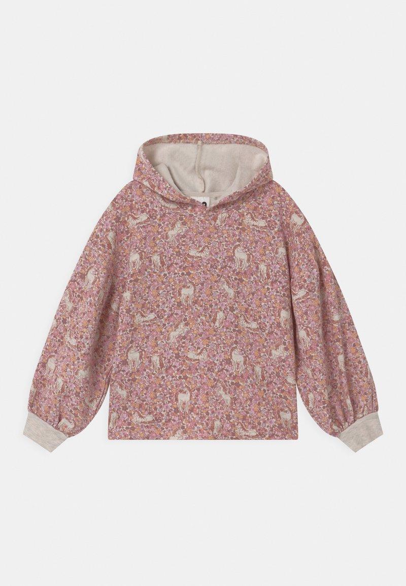 Cotton On - TILLY PUFF SLEEVE HOODIE - Sweatshirt - purple