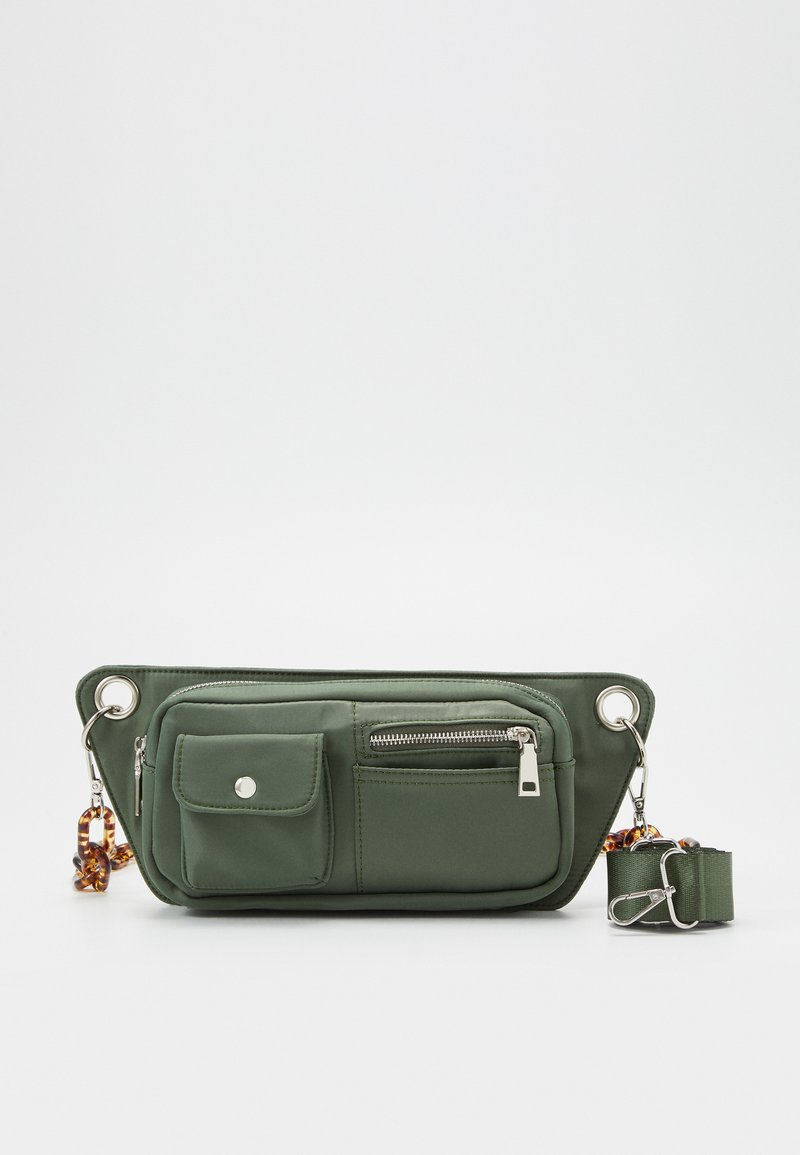 HVISK - BRILLAY - Bum bag - dusty green