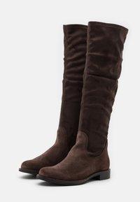 ECCO - SARTORELLE  - Vysoká obuv - brown - 2