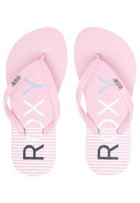 Roxy - VIVA STAMP - T-bar sandals - pink - 2