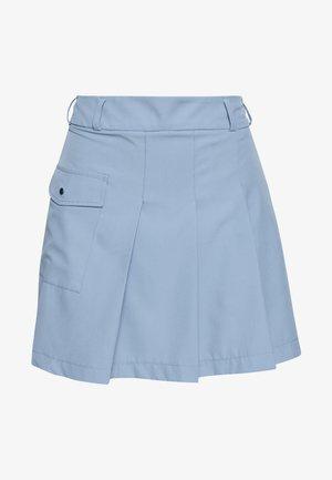 PLEAT SKORT - Sportovní sukně - forever blue