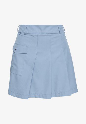 PLEAT SKORT - Sports skirt - forever blue